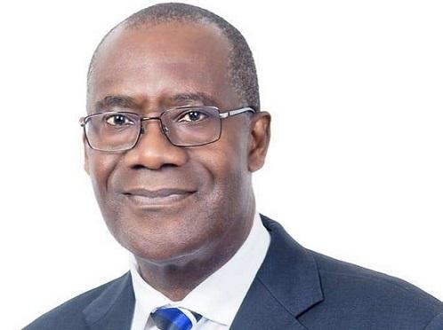Hon. Dr. Bwalya Ng'andu, MP. FZIBFS